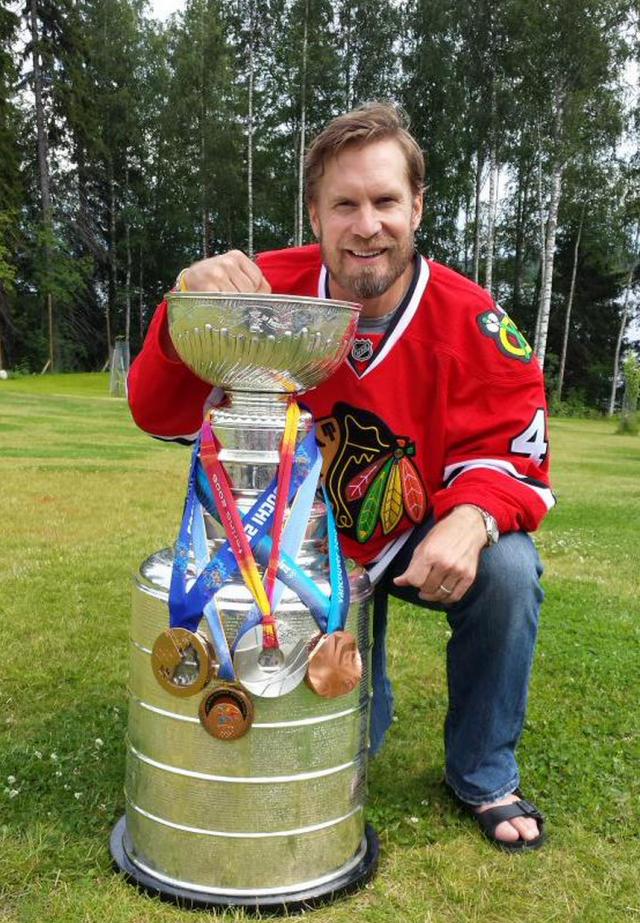 Kime, Stanley Cup ja neljä Olympiamitalia!
